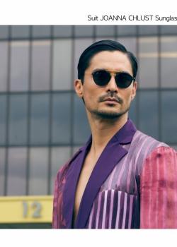Karolina Fido Photography Styling Hair Make Up Edson Soares Model Marc ModelWerk