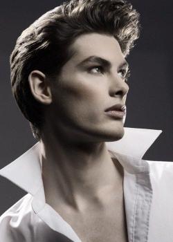 Adele Marschner Photography Hair Anja Wisendorf Make Up Edson Soares Model Nicolai Place Models